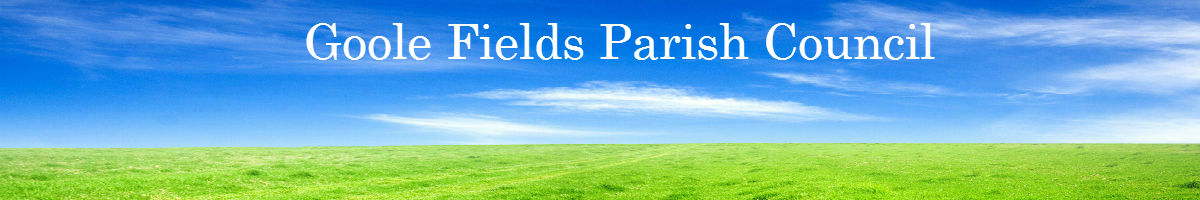 Header Image for Goole Fields Parish Council
